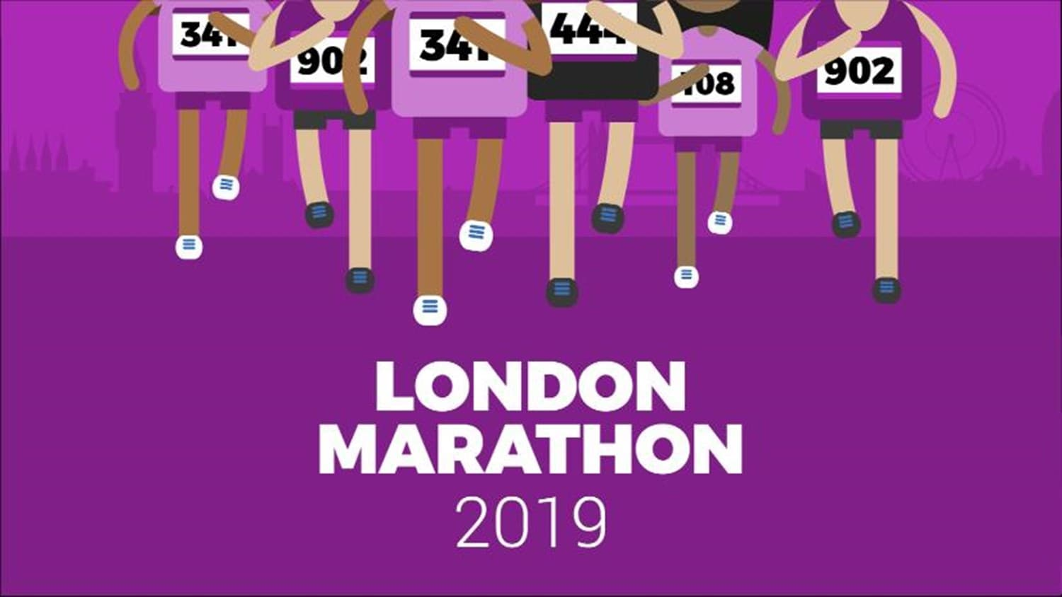 CBHC's Tom Perry completed the Virgin Money London Marathon 2019