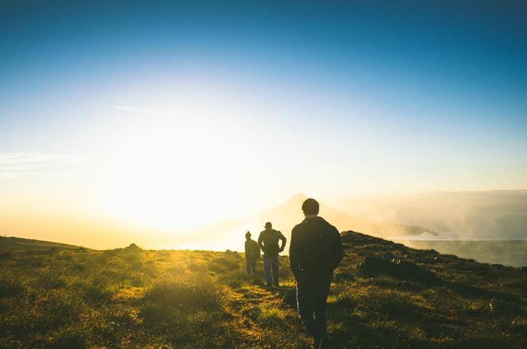 CBHC take on The Welsh Three Peaks Challenge